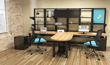 Mayline Techworks - Office Configuration