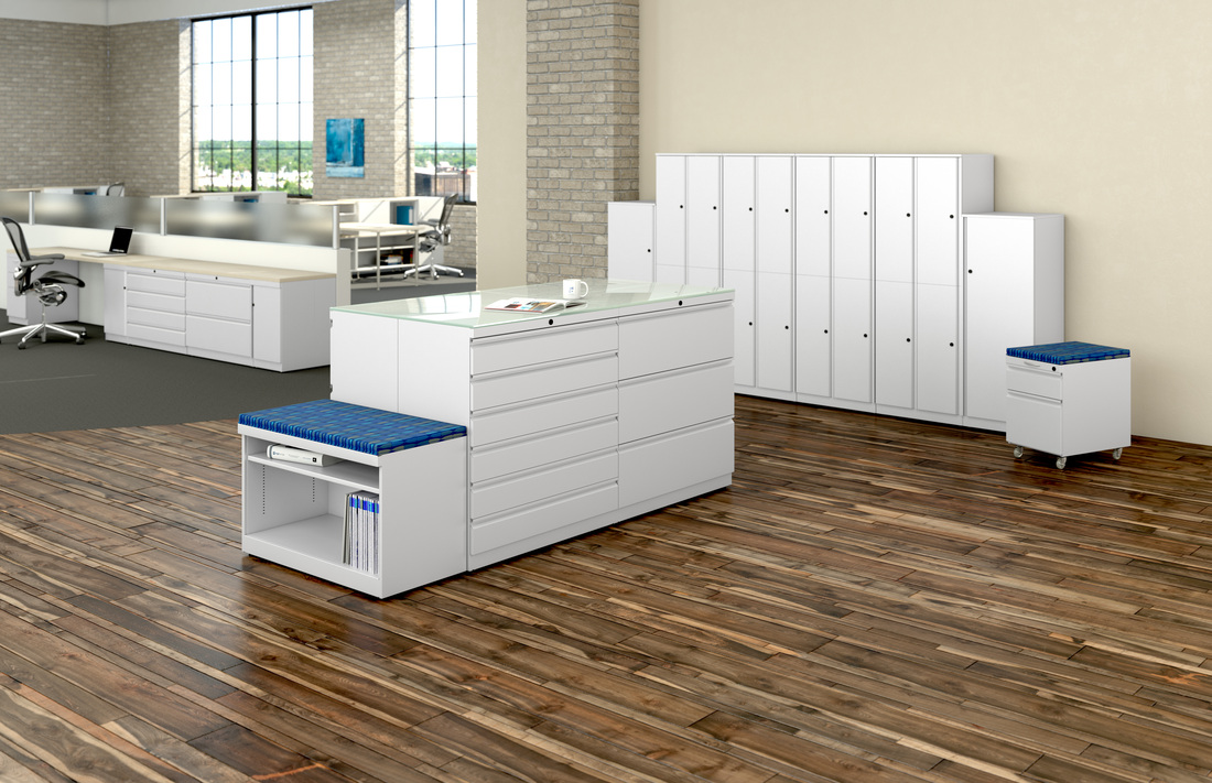 Great Openings Trace Office Storage Cabinets