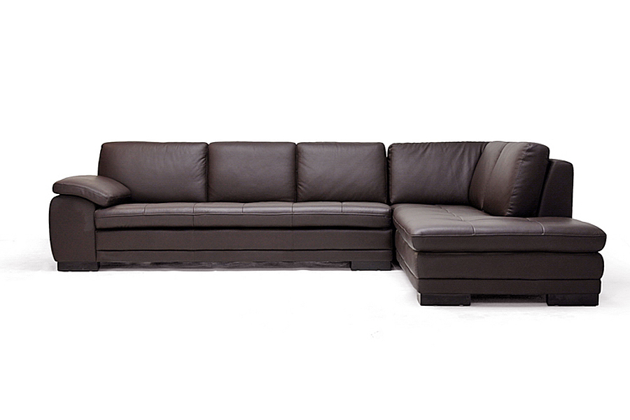 Sofa and Chaise Reverse Sectionals