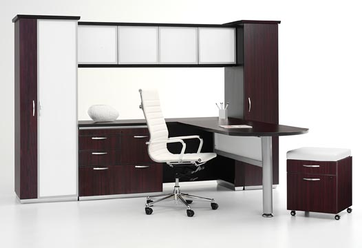 DMI Office Furniture - Pimlico Laminate Colletion