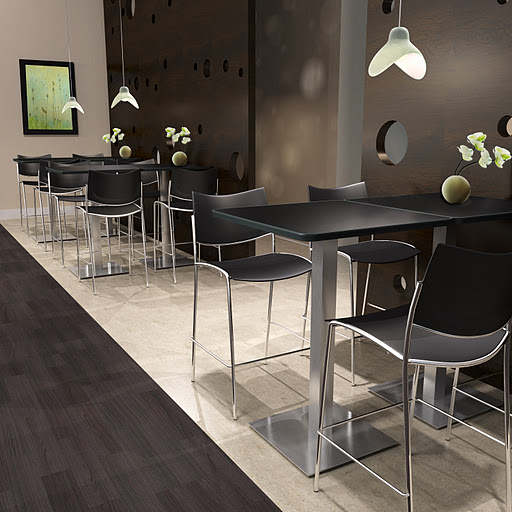 Mayline Bistro Tables and Stools