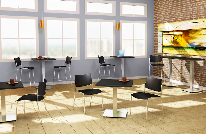 Mayline Breakroom Tables and Chairs