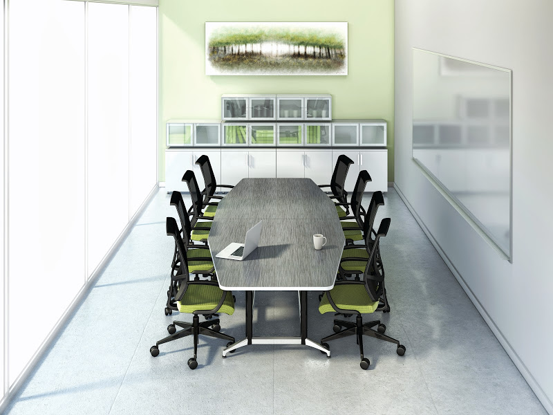Mayline Cohere Conference Tables