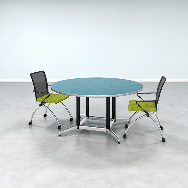 Mayline Cohere Meeting Tables