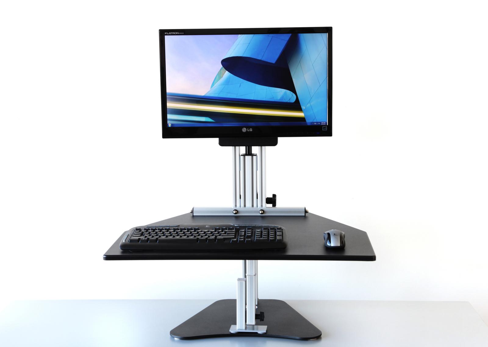 Ergo Desktop Kangaroo Pro Full Size Unit