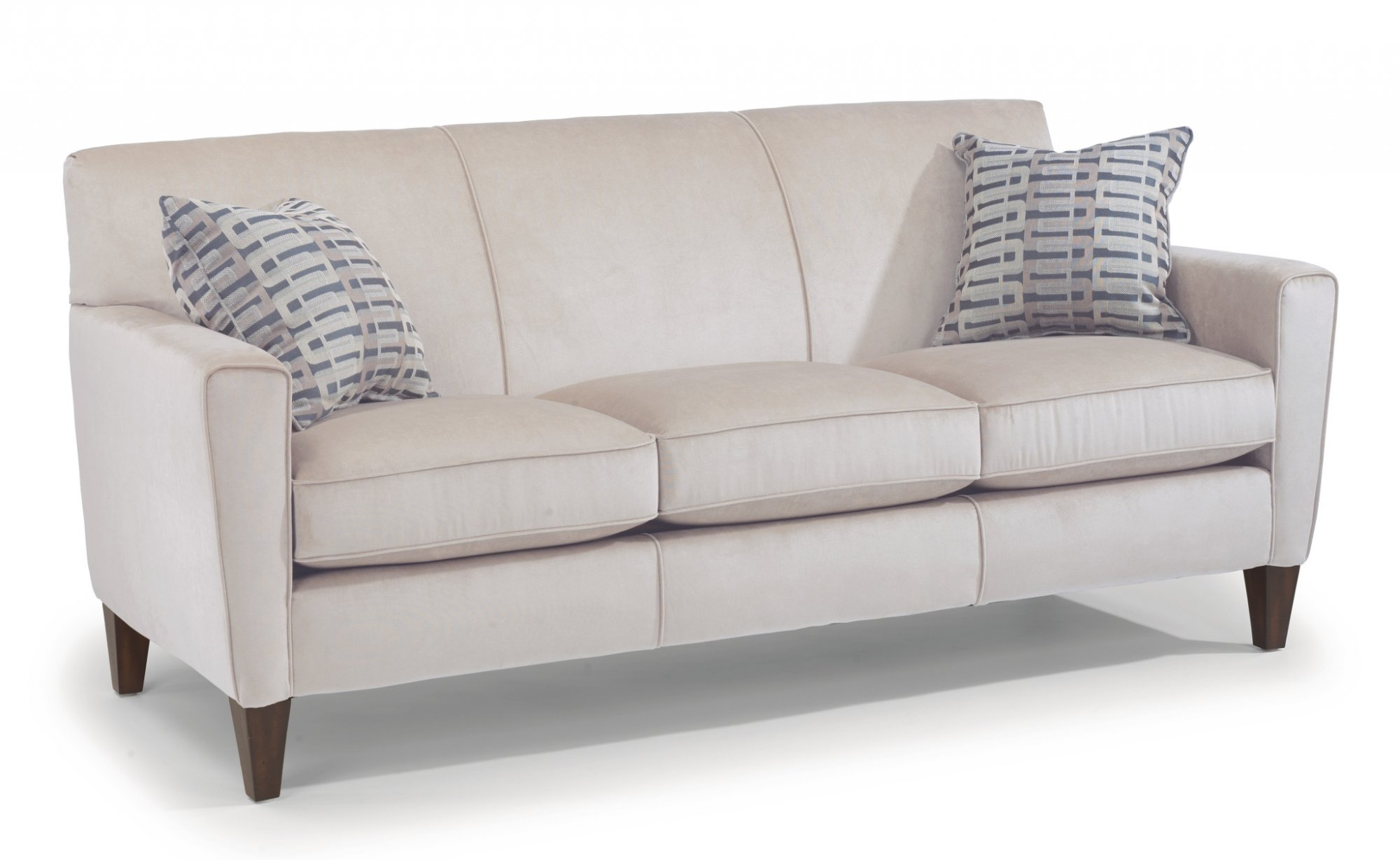 Flexsteel Colt Versatile Club Chair Contemporary Design