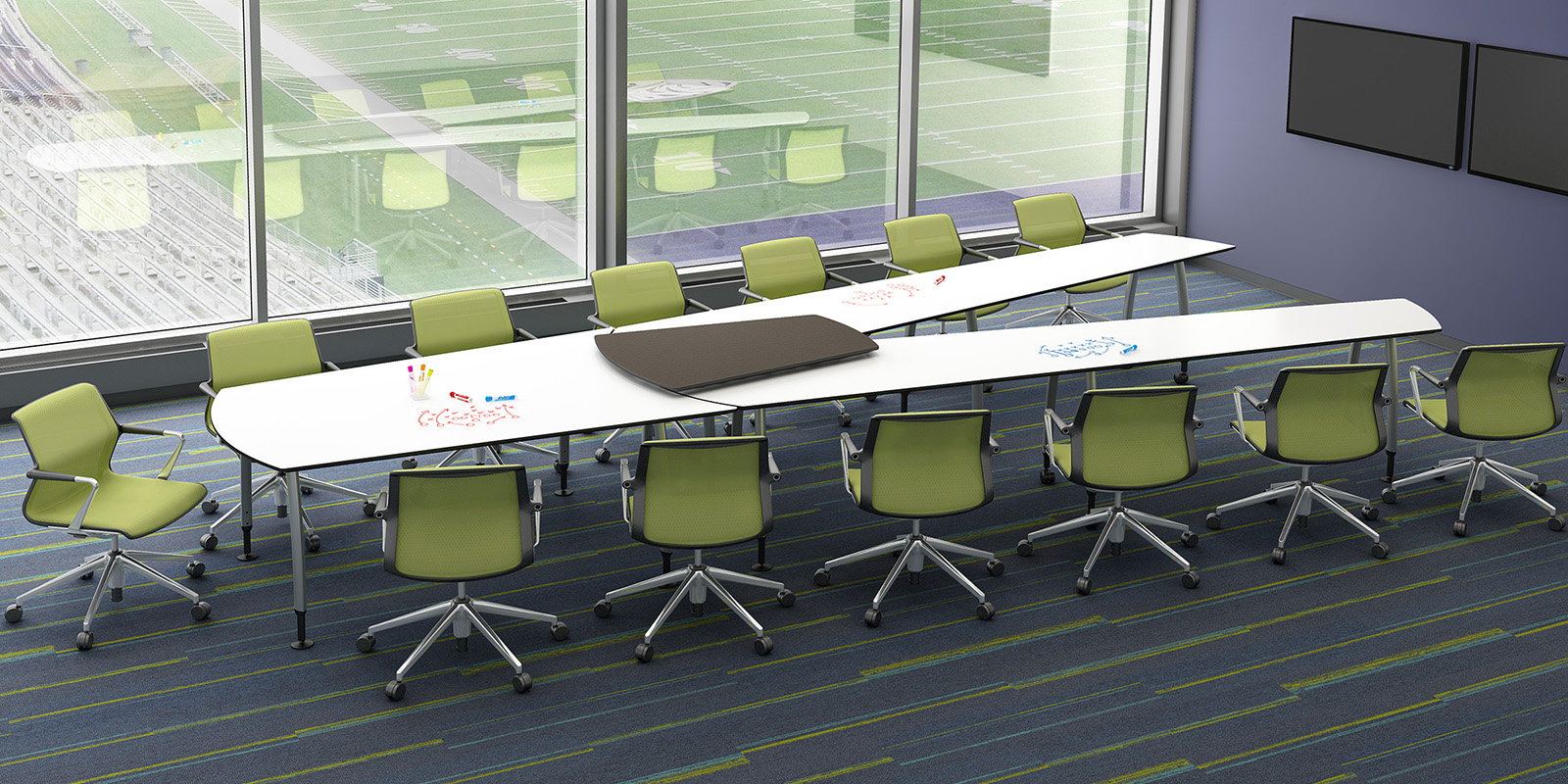 Watson Fusion Meeting Tables