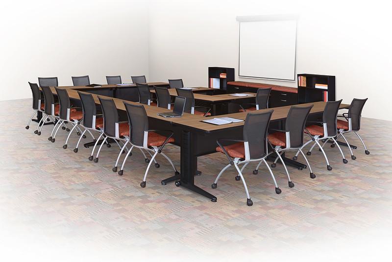Regency Fusion Training Tables