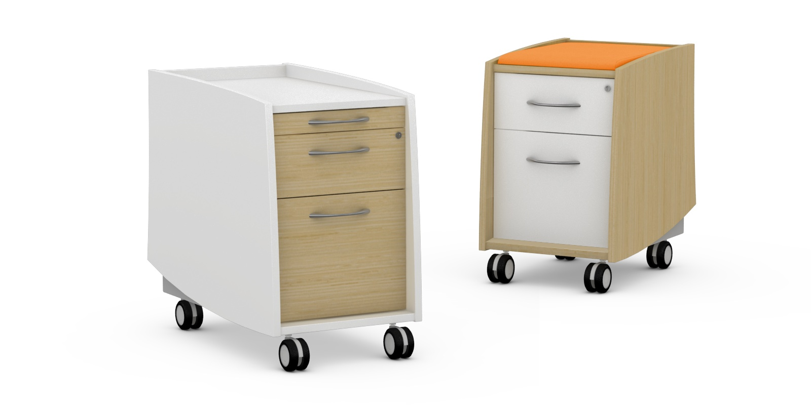 Watson Fusion Mobile Storage Cabinets