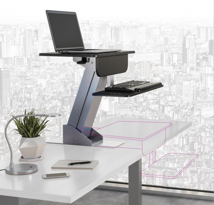 ESI Sit-to-Stand Workstation