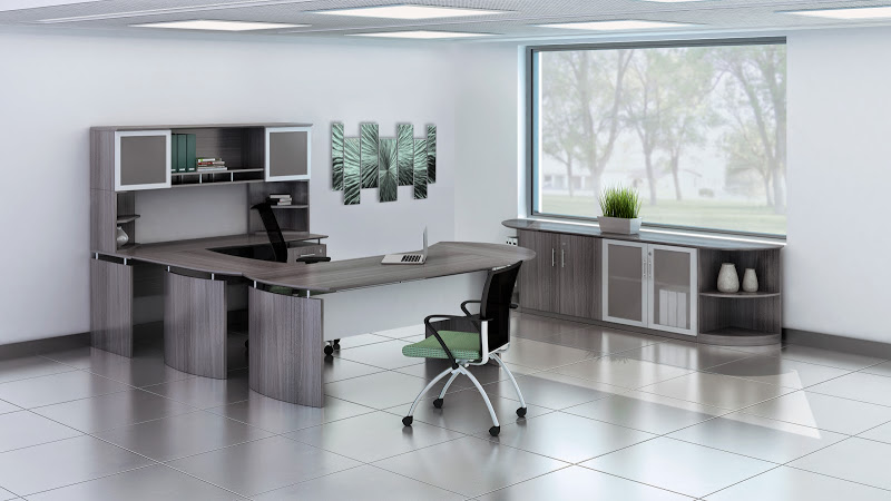 Lovely Mayline Medina Office Furniture