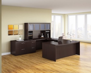 Mayline Aberdeen Desk & Office Storage