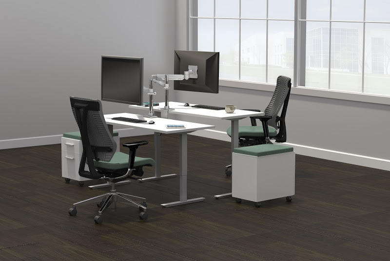 Mayline Height Adjustable Tables
