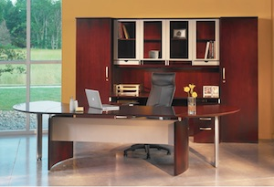 Mayline Napoli Desk Furniture