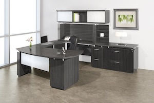 discount office furniture for the executive suite or home office
