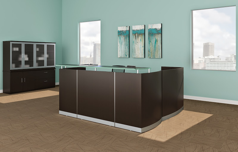 Mayline Medina Reception Desks