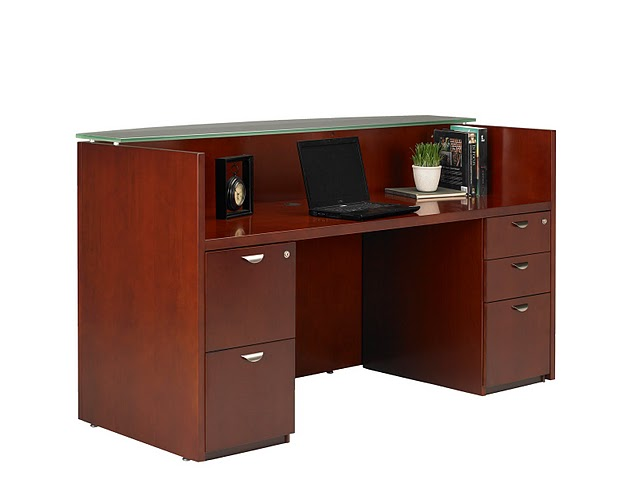 Mayline Reception Mira Desk