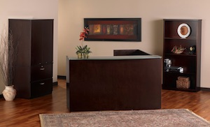 Mayline Mira Reception Furniture