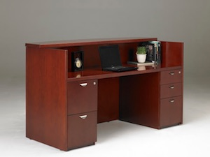 Mayline Mira Reception Desk