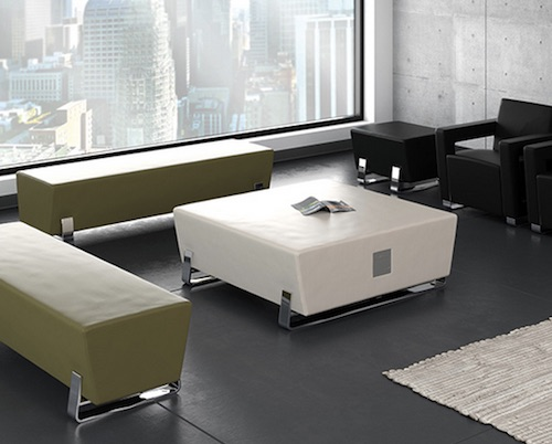 OFM Axis Lounge Seating