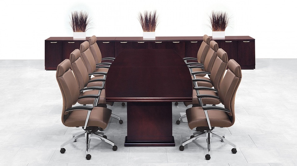 OFS Traditional Conference Table
