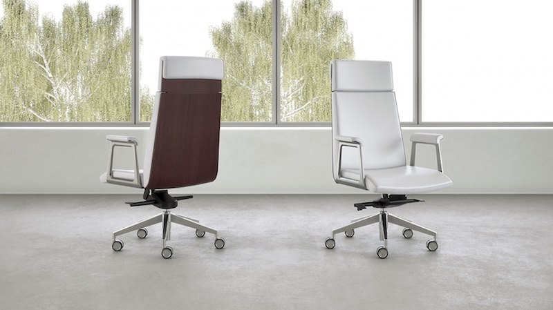 OFS Madrid Executive Office Chairs