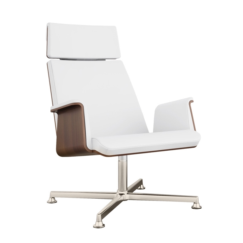 OFS Madrid Lounge Chair with Headrest
