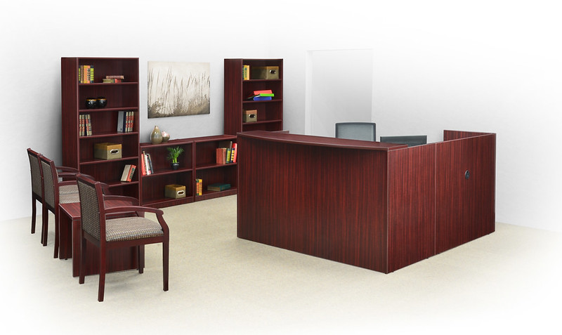 Regency Legacy Reception Desks and Lobby Furniture