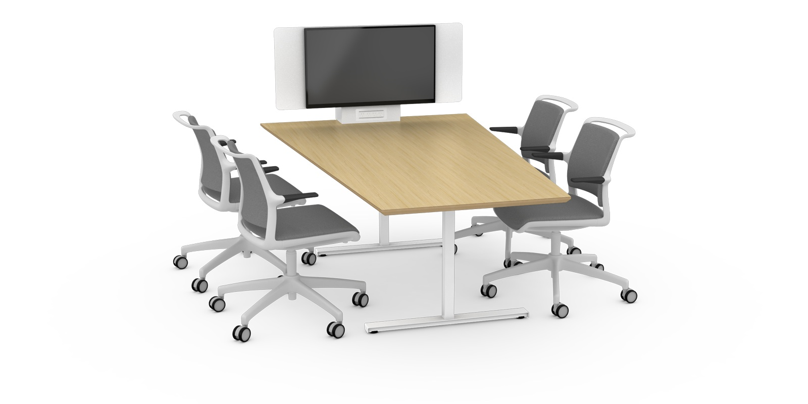 Watson Seven Video Conference Table