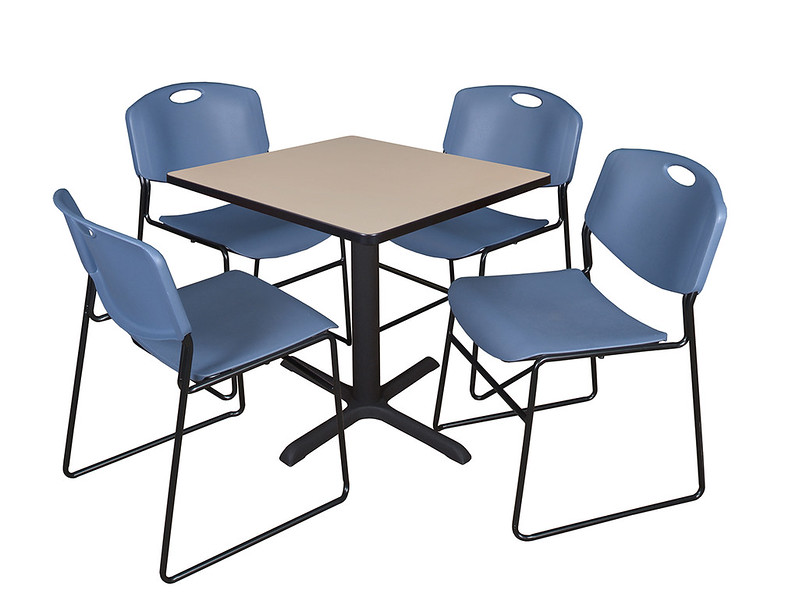 Regency Square Breakroom Table