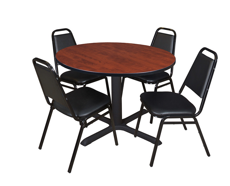 Regency Round Breakroom Table