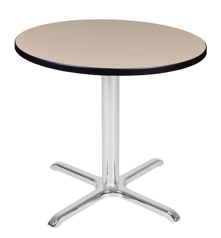 Regency Via Round Cafe Tables