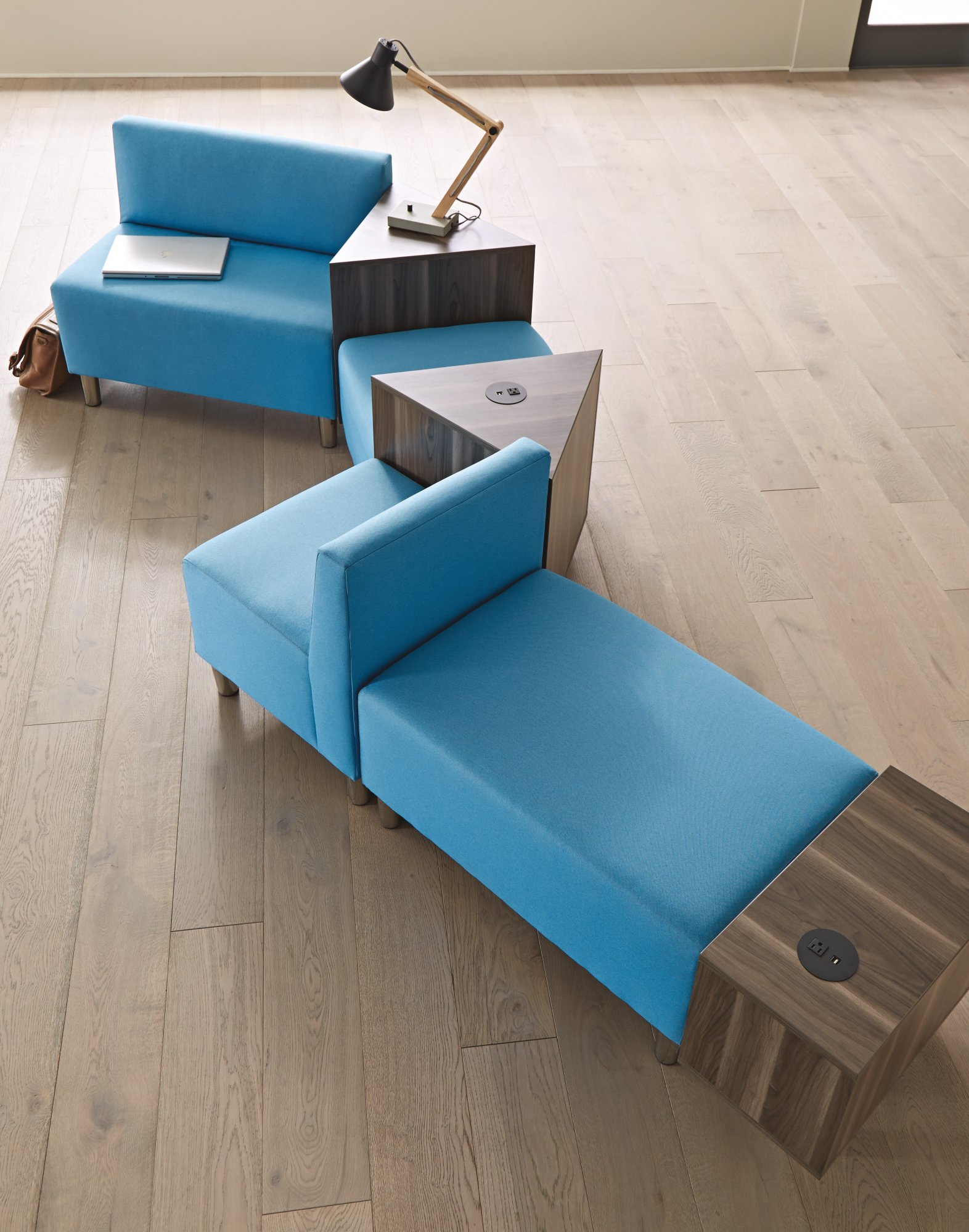 Zoll Collaborative Seating