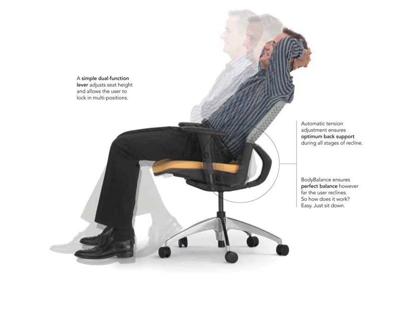 Highmark Body Balance Control