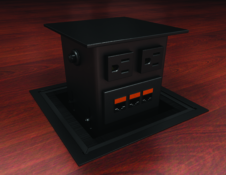 Discount Office Furniture - Conference Table Power Module