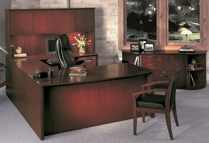 Office Desk - Mayline Corsica