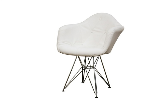 Eames-Style Arm Chair