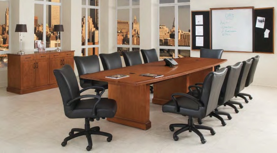 DMI Belmont Expandable Conference Tables