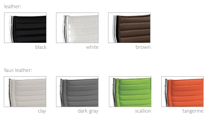 ERG  Origami Leather Colors