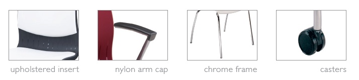 ERG Webby Chair Options