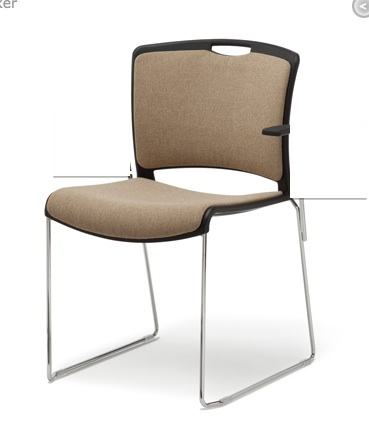 Highmark Stacking Chair
