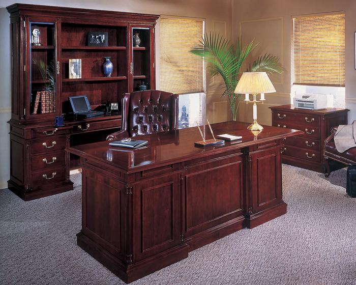 Dmi Keswick Executive Desk