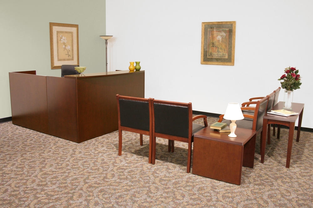 Legand Reception Desks