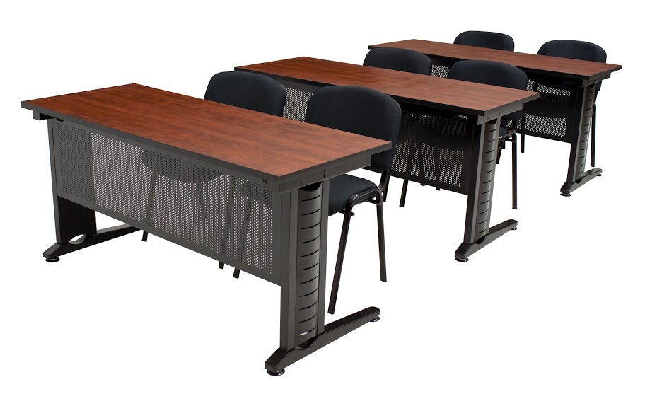 Regency Fusion Meeting Training Classroom Tables