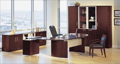 Office Desk - Mayline Napoli