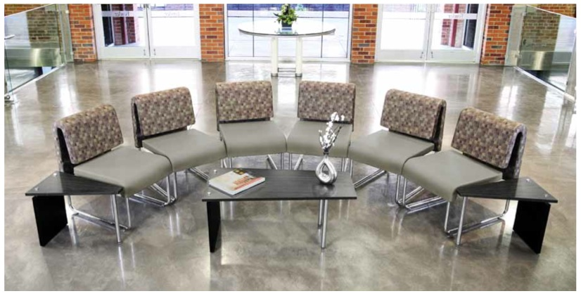 OFM UNO Reception Seating