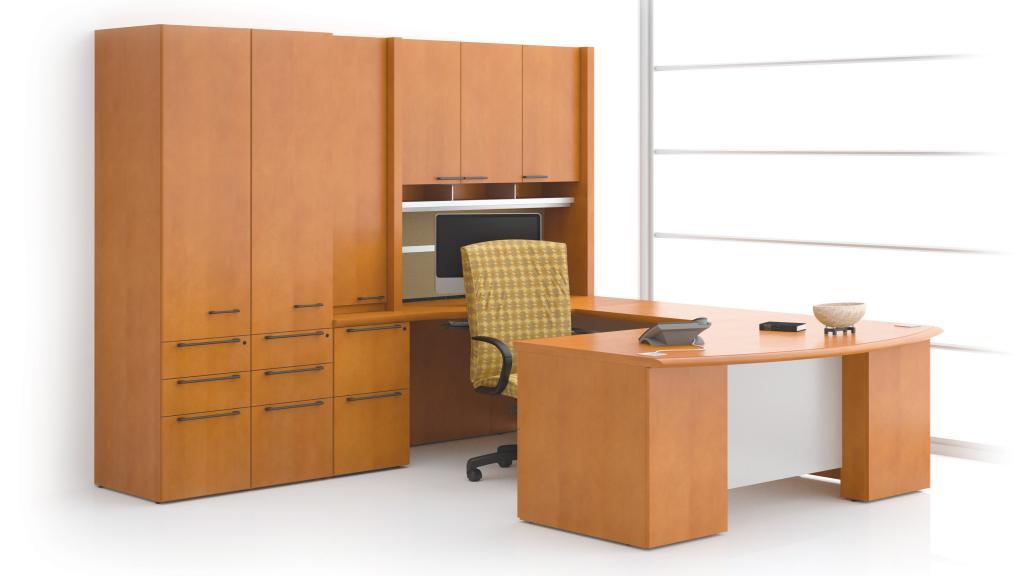 Paoli Fuse Office Furniture L Shape Desks