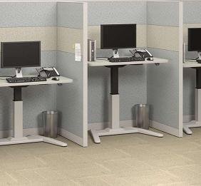 Mayline VariTask Workstation - Model 609LT