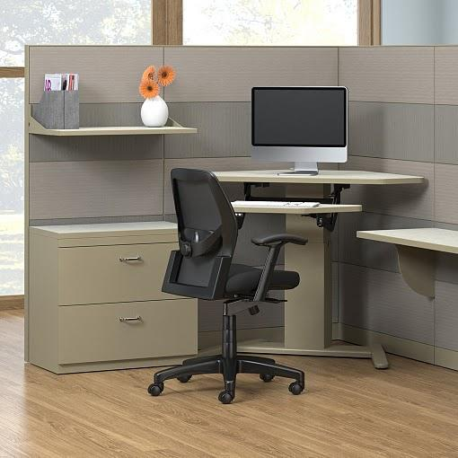 Mayline VariTask Workstations E-Series - 670W