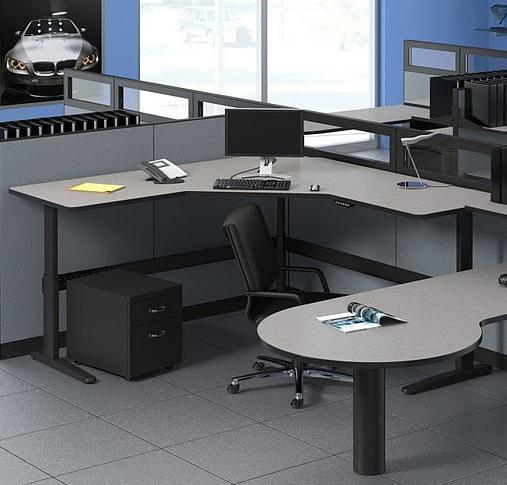 Mayline VariTask Workstation - Model 5300L